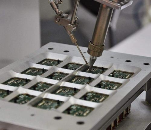 电子生产机械手