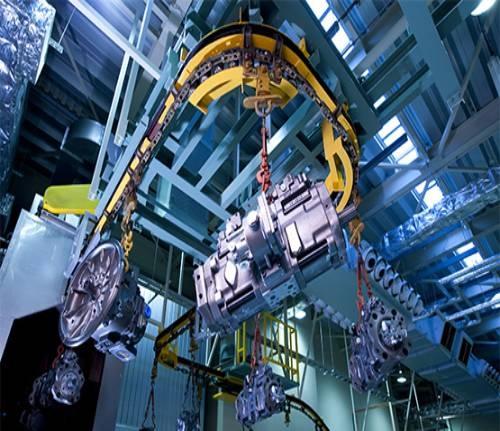 铸造机械手与自动化