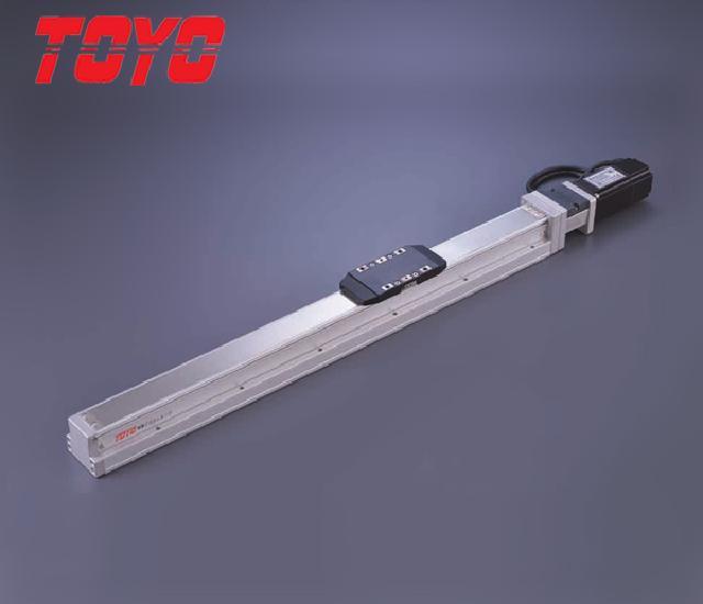 TOYO轨道内嵌式螺杆模组滑台GTH系列