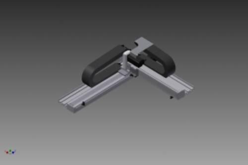 螺杆型直交机械手XYTH210-A