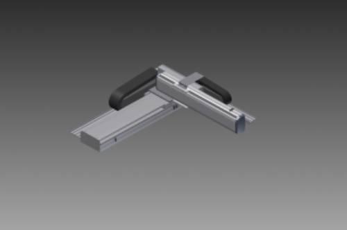 螺杆型直交机械手XYTH650-A